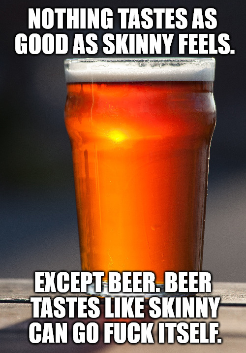 Beer is Great